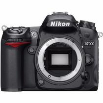 Câmera Nikon D7000 Corpo + Lente Sigma 17-70mm Contemporary