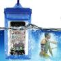 Capa Prova Dágua P/ Celular Smartphone Iphone 4 4s 5 5s 5c 6