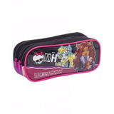 Estojo Lápis Duplo Monster High- Sestini
