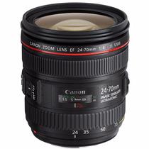 Canon 24-70 F4 L Is Usm Modo Macro Oferta!