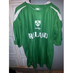 Jersey Playera Seleccion De Irlanda Del Norte Talla Mediana