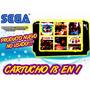 Cartucho Sega 18 Juegos En 1 Nuevo A Estrenar Rosario