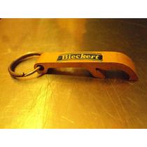 Llavero- Destapador De Cerveza: Bieckert Exclusivo! ¡único!