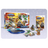 Video Juego Skylanders Super Chargers Starter Pack Para Wii