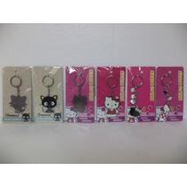 Hello Kitty Llaveros Recuerdos Lote 66 Pz Recuerdos Regalos