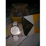 Reloj Fossil Mujer Blanco 100% Nuevos 100% Original