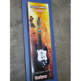 Guitarra Inalámbrica Para Ps2 Hooligans