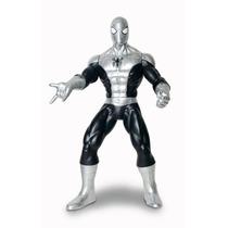 Boneco Marvel Homem Aranha Gigante 55 Cm Prata