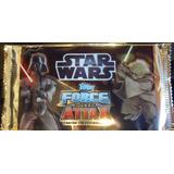 10 Sobres Cerrados Star War Force Attax