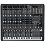 Mixer Profesional Mackie Profx16v2 Canales Mixers Efectos