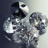 Botão Cristal Swarovski 27 Mm Original Valor Unitário
