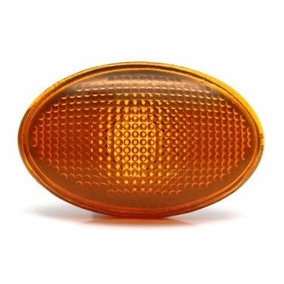 Lanterna Courier Ka Fiesta Pisca Lateral Paralama Amarelo
