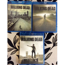 Bluray The Walking Dead Temporadas 1, 2 Y 3