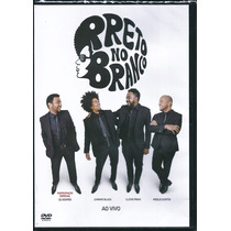 Dvd Preto No Branco - Ao Vivo (sony_music)