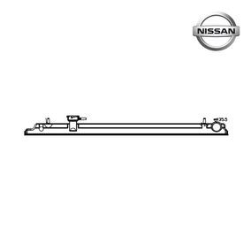 Tapa De Plastico Nissan 350z Mod (03-05)