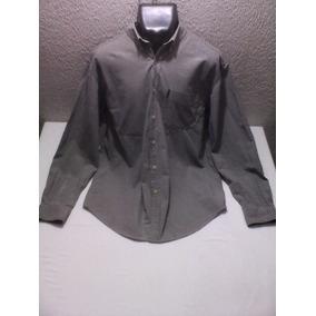 Abercrombie&fitch Camisa Hombre Talla L Amplia
