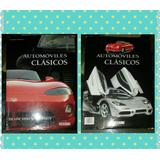 Libro De Coleccion De Automoviles Clasicos