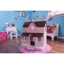 Casa Barbie Casinha De Bonecas Palácio Barbie Lian Princesa