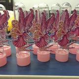 Tubete 3d Barbie Butterfly, Pop Star, Paris, Sereia