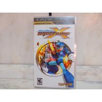 Psp- Mega Man Maverick Hunter X - Psp - Novo Lacrado
