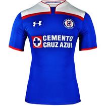 Playera Cruz Azul Mundial De Clubes 2014 Under Armour Ua210