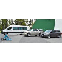 Renta De Camionetas Y Suburban Con Chofer En Puebla