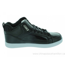 Cadillac Crown Nb Casual Shoes Black 910072 01a