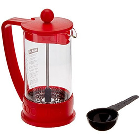 Bodum Brasil 3-copa French Press Café 12 Oz (los Colores Pu