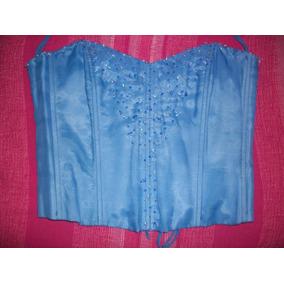 Vestido Fiesta Apto 15 Años, Egresada...corset Y Pollera¡¡¡