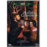 Dvd As Alegres Comadres Nacional Comédia Original Semi Novo