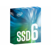 Ssd M.2 256gb Intel 600p Series 80mm Leitura 1570mb/s