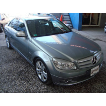M.benz C200 Kompressor Mt 2008 Techo - Juan Manuel Autos