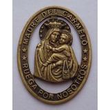 Medalla Aplique La Madre Del Carmelo Virgen Del Carmen