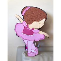 Piñata Infantil Bailarina Clásica Nena Ballet