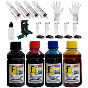 400ml Tinta Cartuchos 61 60 122 901 21 675 662 564 670 74