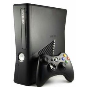 Xbox 360 Slim Bloqueado 4gb