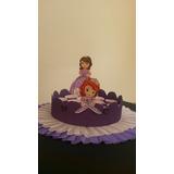 Fiesta Infantil Princesa Sofia Chupeteros Centros De Mesa