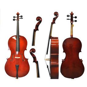 Violoncelo Brescia - Suzuki 4/4 Com Capa Frete 6643
