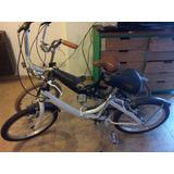 Bicicletas Plegables Con 5 Cambios Un Mes De Uso