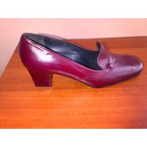 Zapatos Nuevos Para Dama Marca Cerutti 100% Cuero Talla 38
