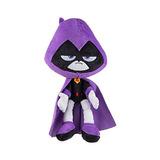 Juguete Teen Titans Go! Jazwares 7 Pulgadas De La Felpa Del