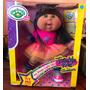 Cabbage Patch Kids Muñeca Kaila Haley Zapatos Brillantes