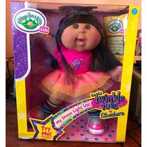 Cabbage Patch Kids Muñeca Kaila Haley Zapatos Brillantes