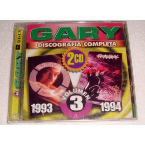 Gary Discografia Completa Vol 3 Cd Doble Sellado