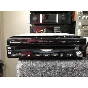Autoestereo De Dvd Panasonic 7200 No Funciona