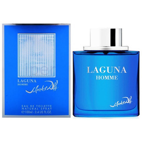 Perfume Laguna Salvador Dali Masculino Edt 100ml Original