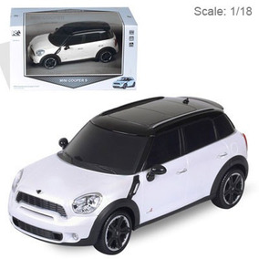 Carro Controle Remoto Rw Mini Countryman Cooper S - Branco