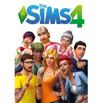 The Sims 4 Pc Origin Cd Key English Only Original Envio Já