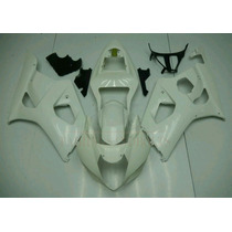 Carenado Completo Suzuki Gsxr 1000 03-04 Fairing Kit Blanco