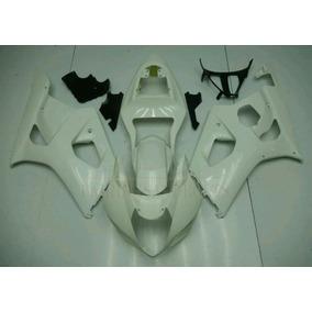 Carenado Completo Suzuki Gsxr 1000 03-04 Fairing Kit Blanco